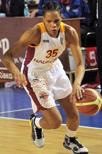 Monique Currie  © Fiba Europe - Orenbasket