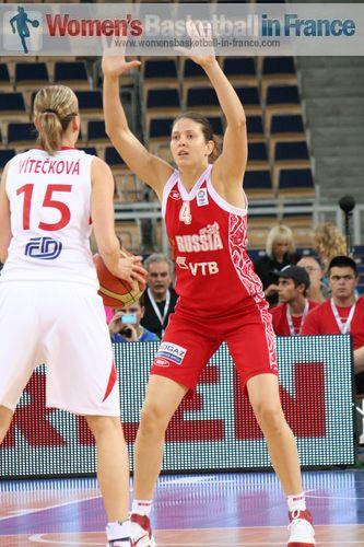 Olga Arteshina ©   womensbasketball-in-france.com