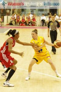 Nathalie Hurst ©  womensbasketball-in-france.com