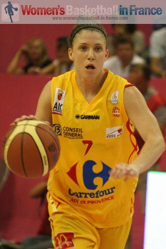 Nathalie Hurst ©  womensbasketball-in-france.com