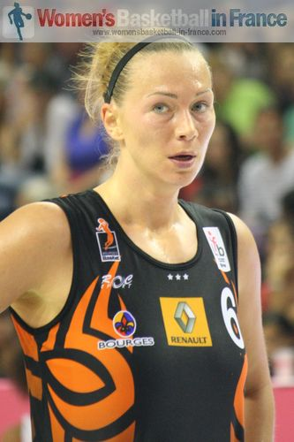 Ieva Kublina  ©  womensbasketball-in-france.com