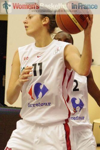 Giedre Paugaite ©  womensbasketball-in-france.com