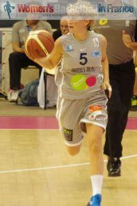 Caroline Aubert ©  womensbasketball-in-france.com