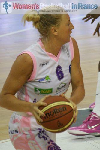 Lauren Neaves  © womensbasketball-in-france.com