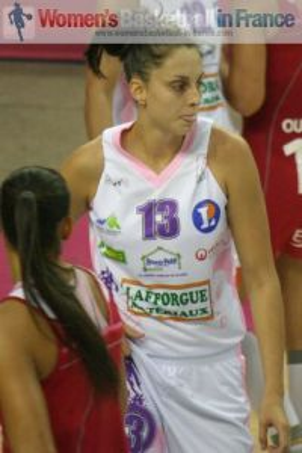 Ana Cata Chitiga  ©  womensbasketball-in-france.com