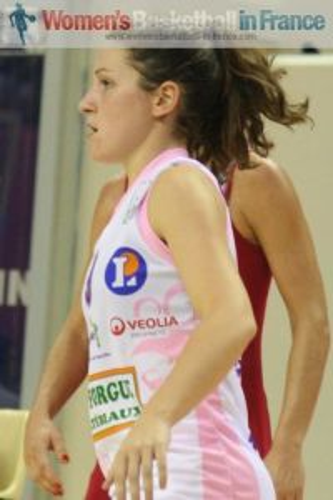 Isis Arrondo © womensbasketball-in-france.com