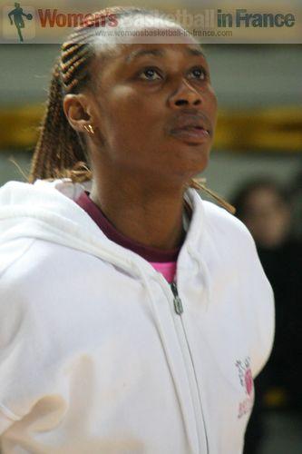 Pauline Akonga-N'Simbo ©   womensbasketball-in-france.com