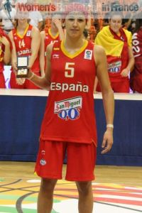 Queralt Casas MVP  © womensbasketball-in-france.com