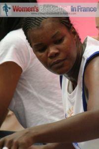 Sandra Dijon-Gérardin ©  womensbasketball-in-france.com
