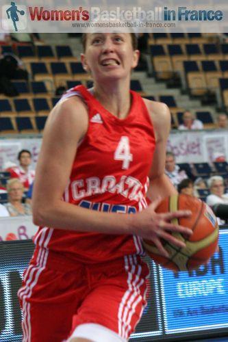 Sandra Mandir ©   womensbasketball-in-france.com