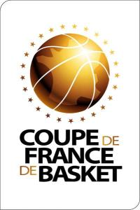 Poster Coupe de France  © FFBB