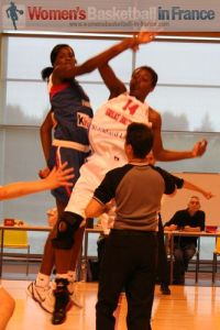 Temitope Fagbenle © womensbasketball-in-france.com