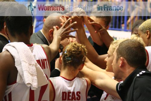 Niss Angels qualify for LF2 championship game 2013