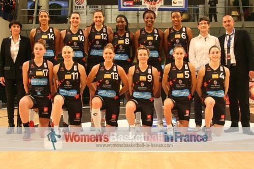 Tango Bourges Basket 2014 French Cup teqm picture