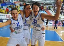 Raffaella Masciadri, Maria Franchini and Sabrina Cinili © Michele Gregolin