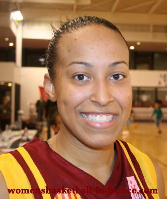 K. B. Sharp  © womensbasketball-in-france