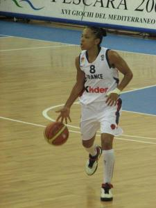 Edwige Lawson-Wade ©  womensbasket-in-france.com