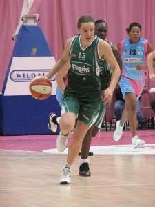 Martina Luptakova-Gyurcsi © womensbasketball-in-france.com