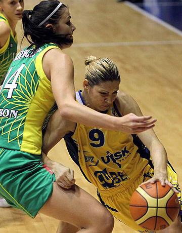 Evanthia Maltsi © FIBA Europe