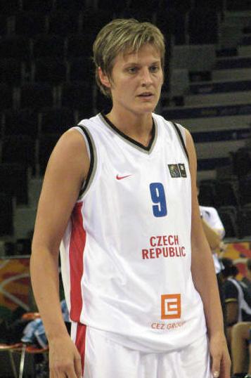 Hana Horakova - Hana Machova  © womenbasketball-in-france.com