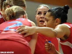 CSKA ready to go with Becky Hammond and Edwige Lawson-Wade   ©  FIBA Europe