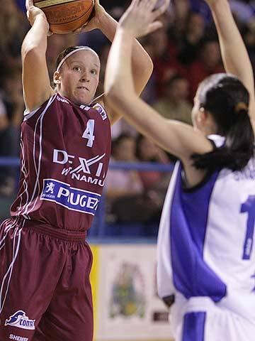 Marjorie Carpréaux © FIBA Europe