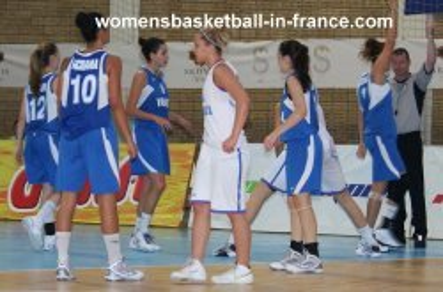 Slovak Republic and Israel © womensbasketball-in-france.com