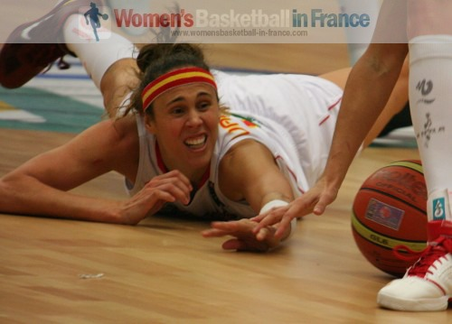 Amaya Valdemoro © womensbasketball-in-france