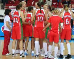 Belarus on their way to semi-final of EuroBasket women 2009 © Agenzia Ciamillo-Castoria/E.Castoria