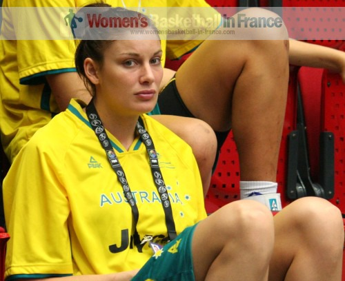 Hollie Grima ©  womensbasketball-in-france.com