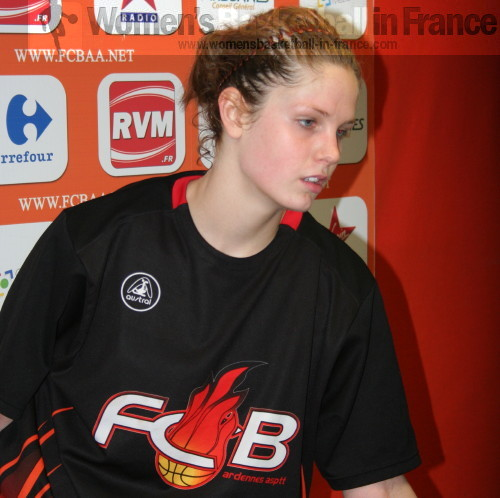 Alexia Kusion © womensbasketball-in-france