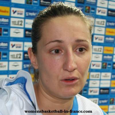 Dimitra Kalentzou  © womensbasketball-in-france.com