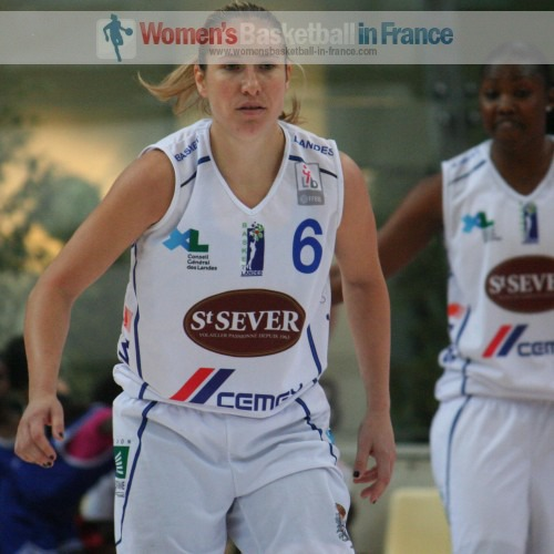 Katarina Manic  © womensbasketball-in-france