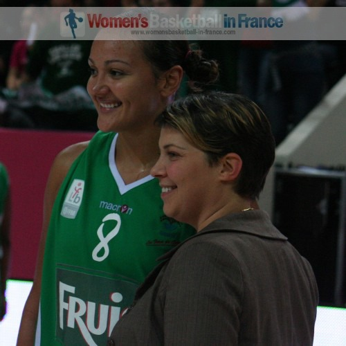Mistie Williams-Bass © womensbasketball-in-france