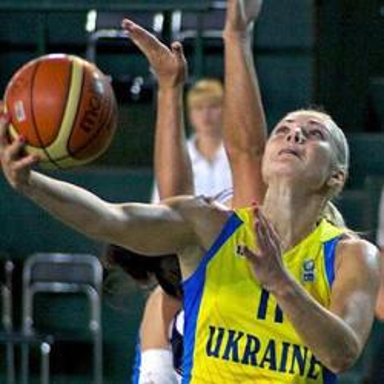 Nataliia Isachenko © FIBA Europe