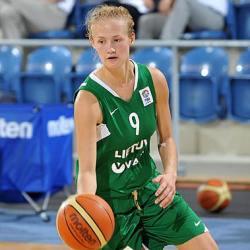 Neringa Skadaite © FIBA Europe