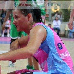 Olesia Malashenko © womensbasketball-in-france
