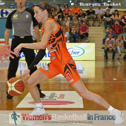 Paoline Salagnac © Bourges Basket