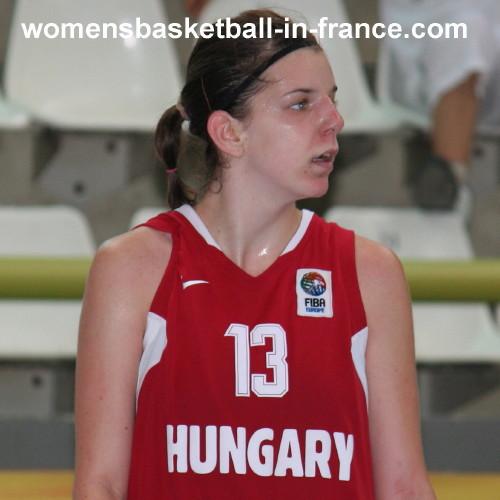 Réka Bálint  © womensbasketball-in-france.com