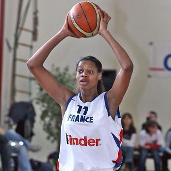 Valériane Ayayi © Olivier Sarre@basquetebol.org