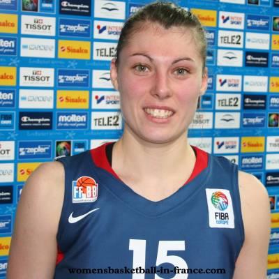 >Anäel Lardy  © womensbasketball-in-france.com