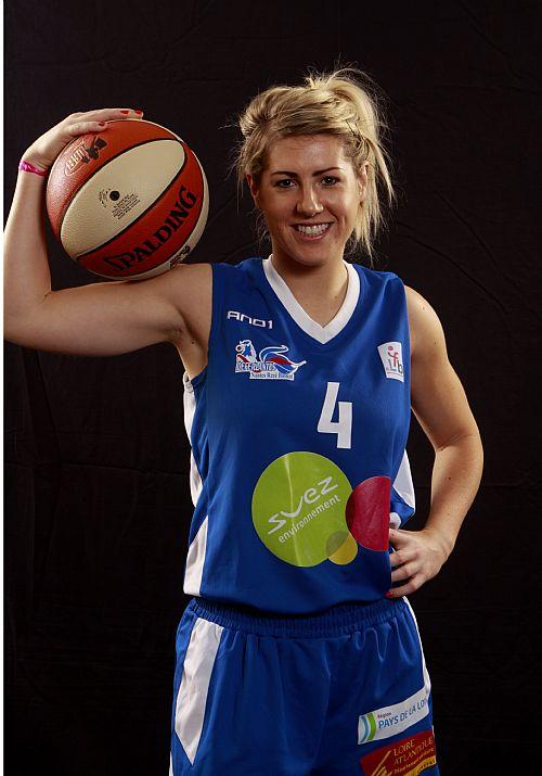 Kathleen MacLeod   © Ligue Féminine de Basket