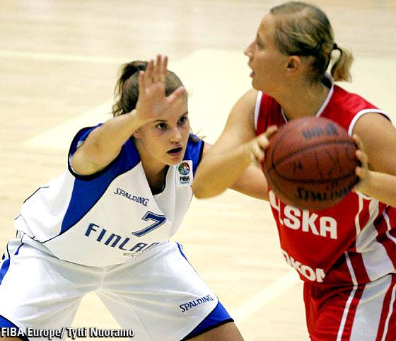 Kia Ignatius and Paulina Pawlak