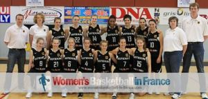 Germany U16 in Geispolsheim