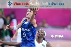 Céline Dumerc ©  FIBA