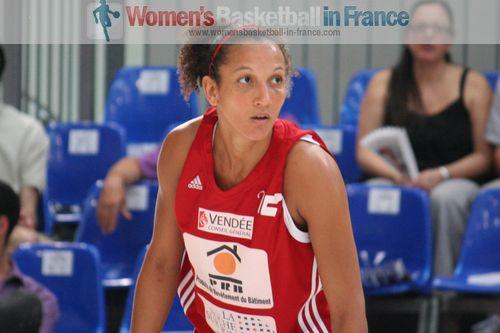 Christelle Morel  © womensbasketball-in-france.com