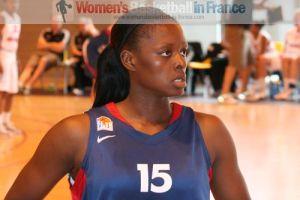 Kekelly Elanga ©  womensbasketball-in-france.com