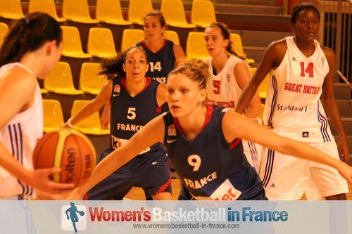 Elodie Dubasque  © womensbasketball-in-france.com