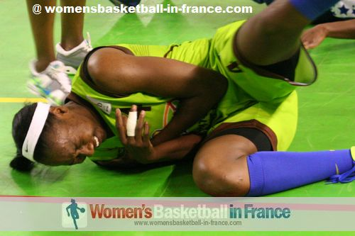 Amisha Carter © womensbasketball-in-france.com