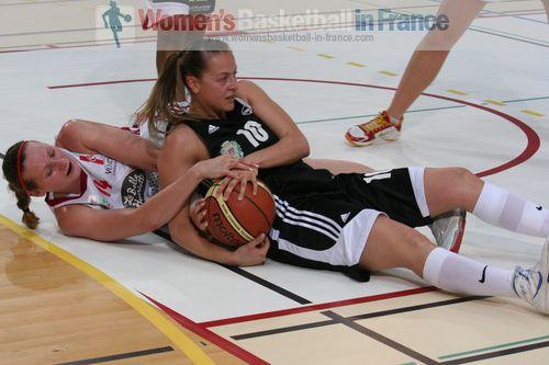 Stéphanie Dubois © womensbasketball-in-france.com